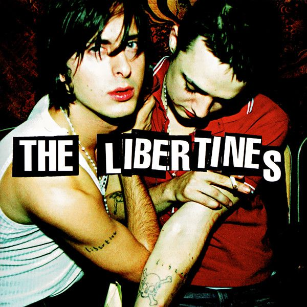 Libertines - The Libertines album cover