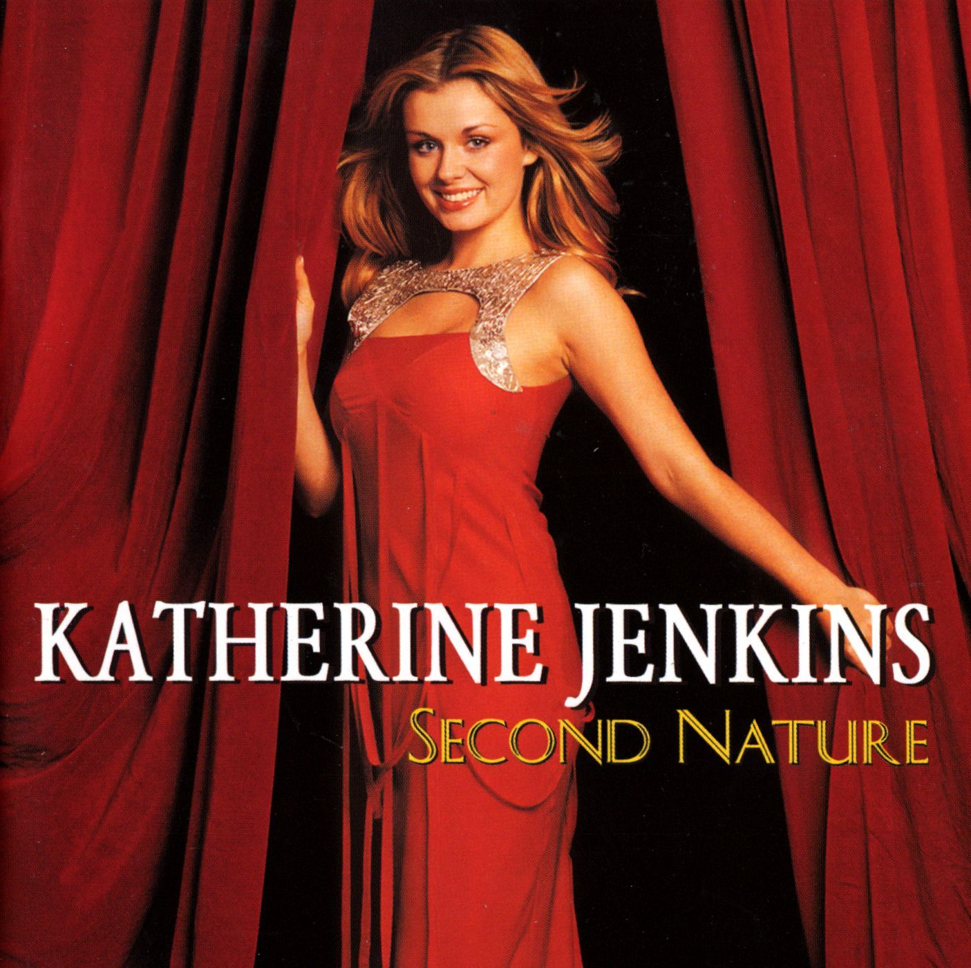 Katherine Jenkins - Second Nature album cover