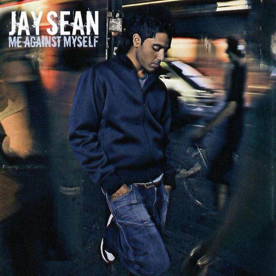 Jay Sean - Me Against Myself album cover