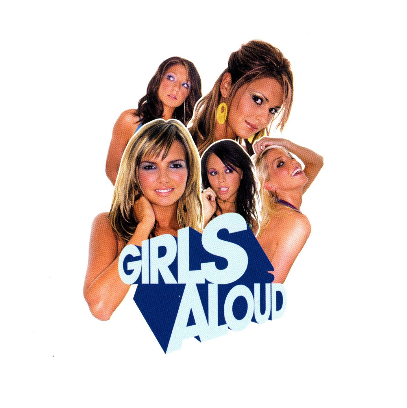 Girls Aloud - What Will The Neighbours Say album cover