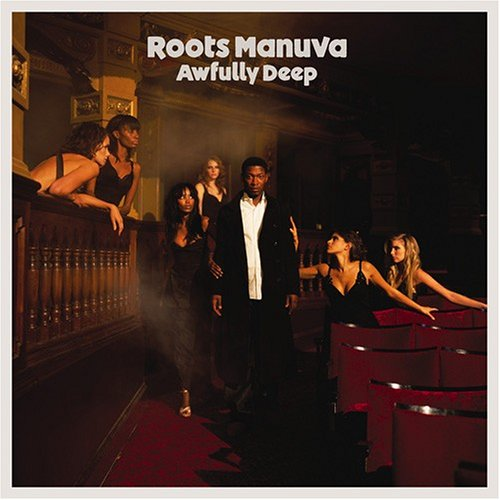 Roots Manuva - Awfully Deep album cover