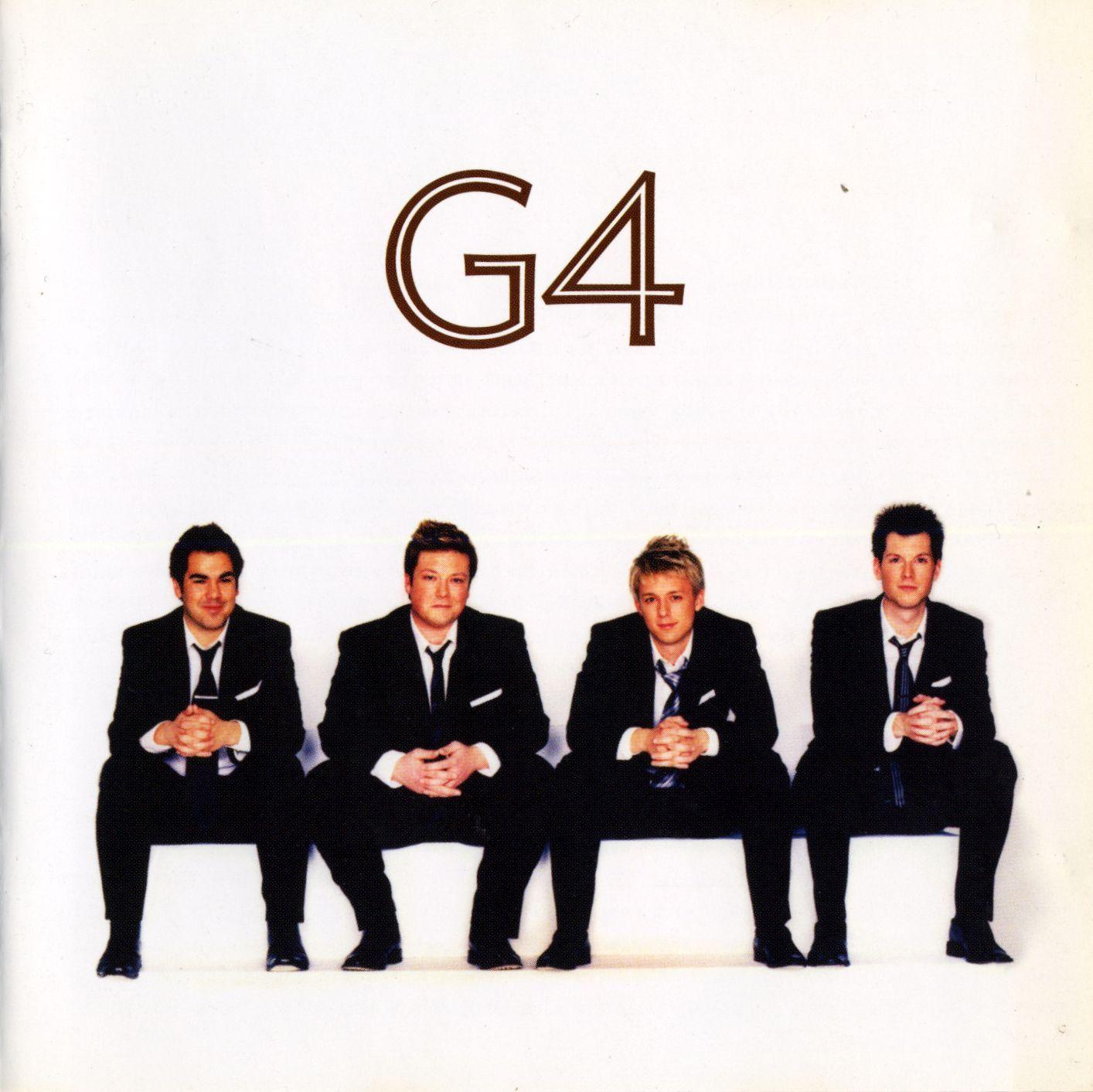 G4 - G4 album cover