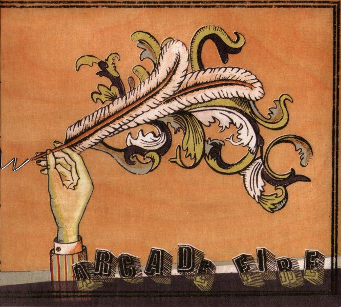 Arcade Fire - Funeral album cover