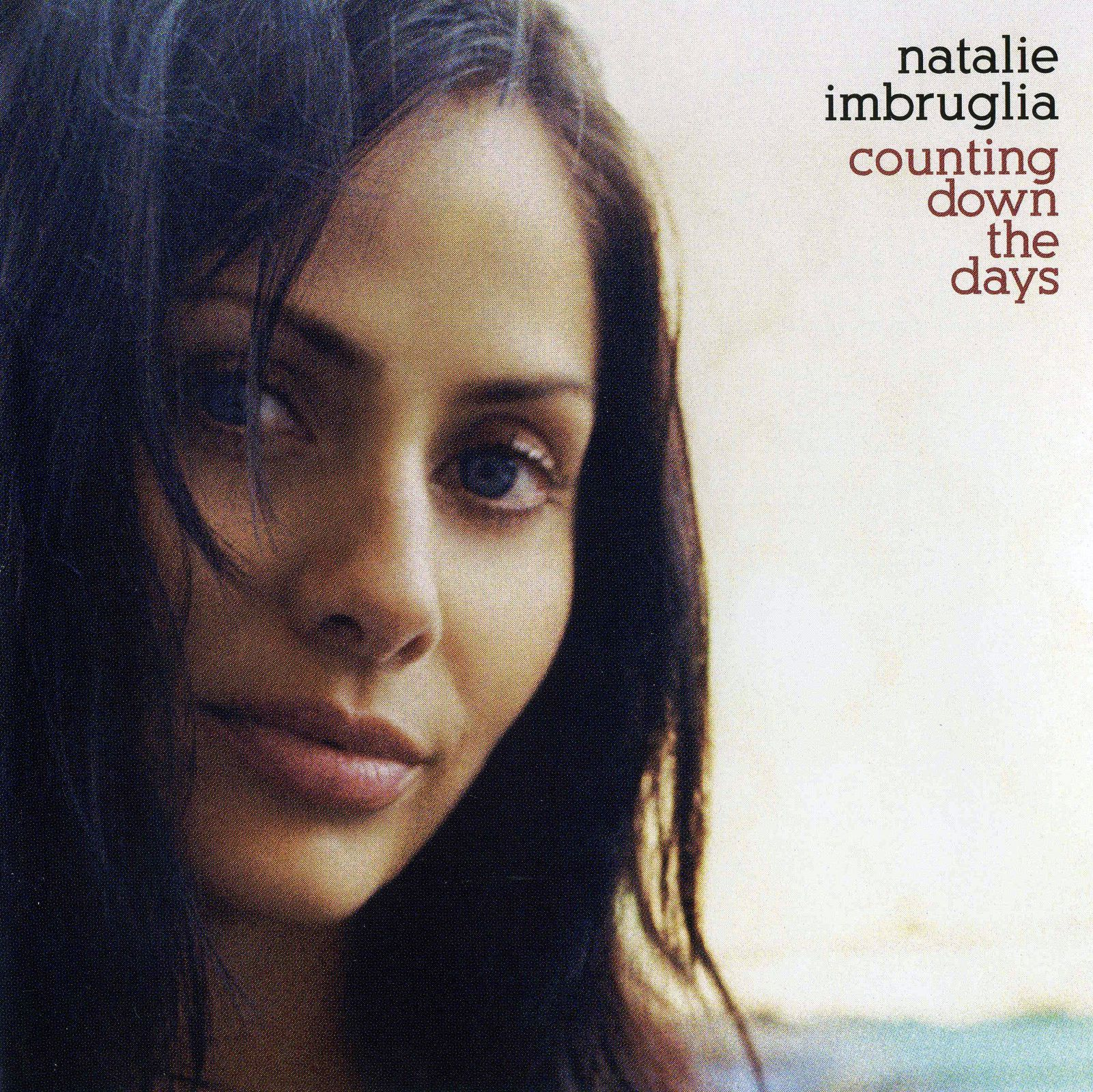 Natalie Imbruglia - Counting Down The Days album cover