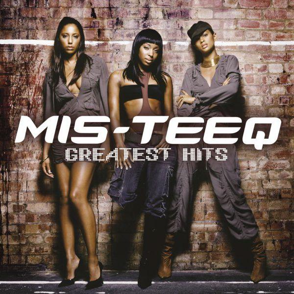 Mis-teeq - Greatest Hits album cover