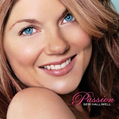 Geri Halliwell - Passion album cover