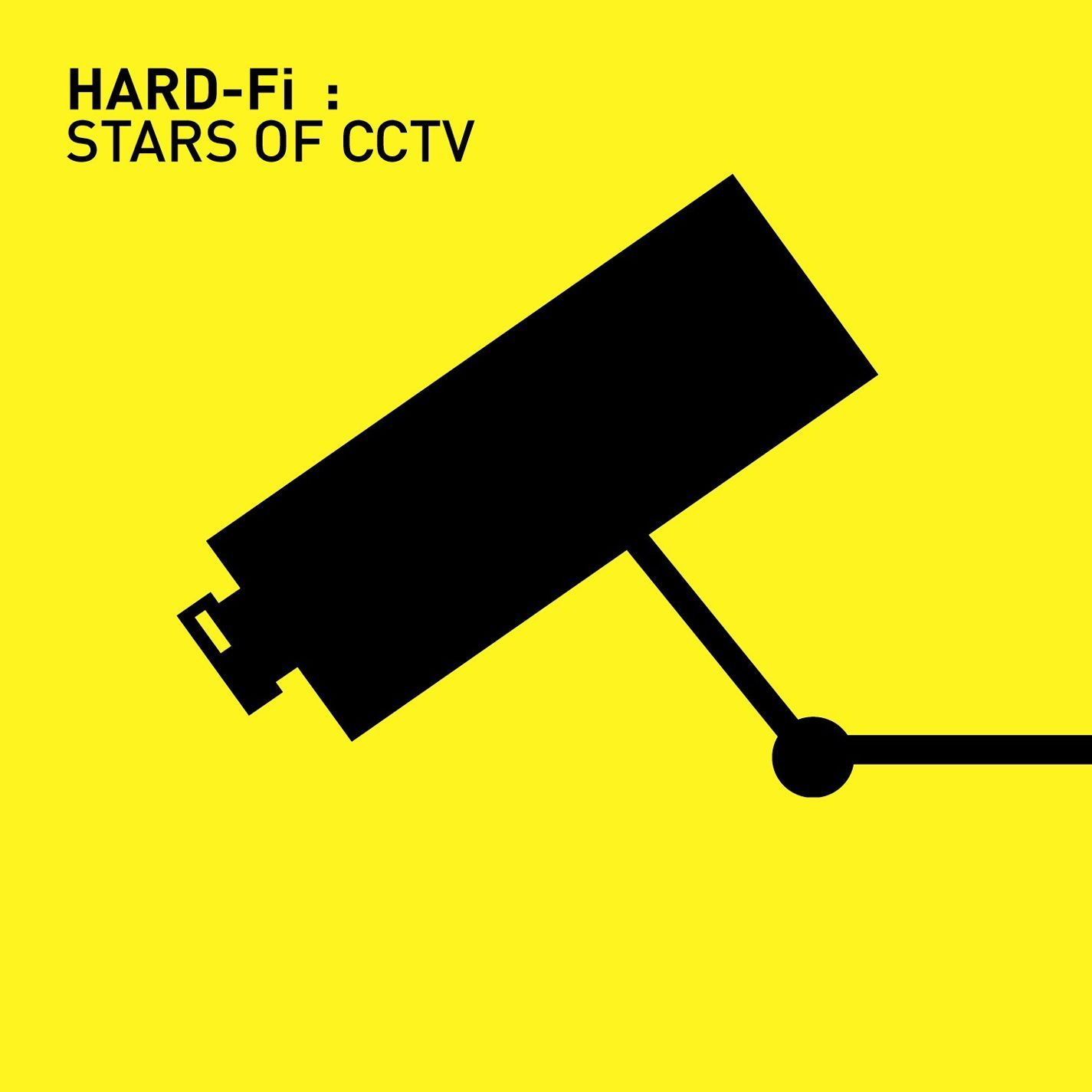 Hard-fi - Stars Of Cctv album cover