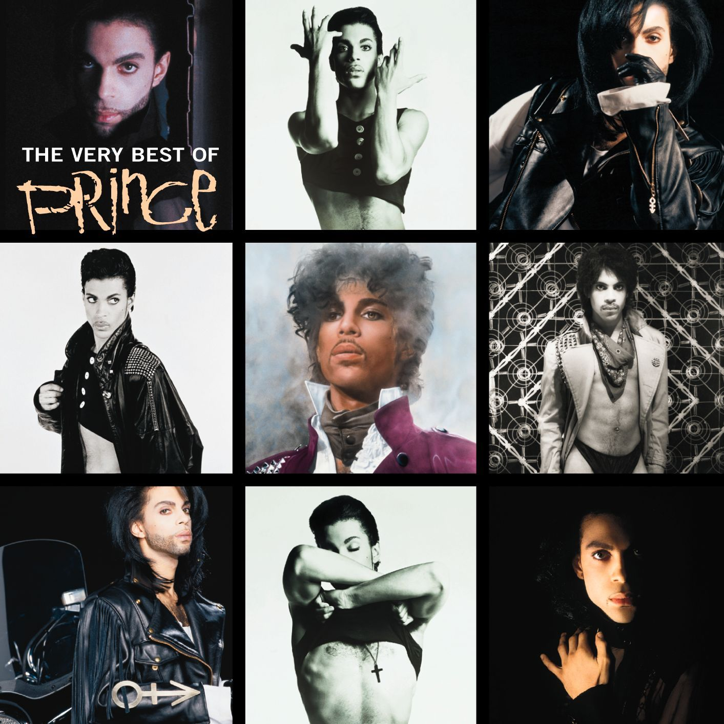 Prince - The Very Best Of Prince album cover