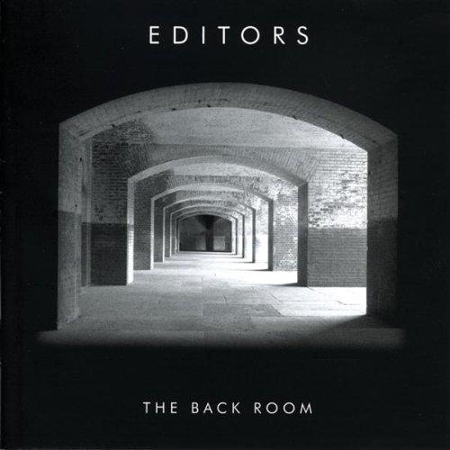 Editors - The Back Room album cover