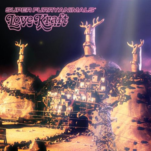 Super Furry Animals - Lovekraft album cover