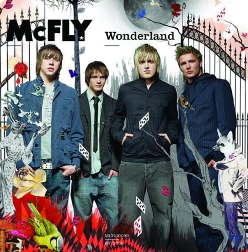 McFly - Wonderland album cover