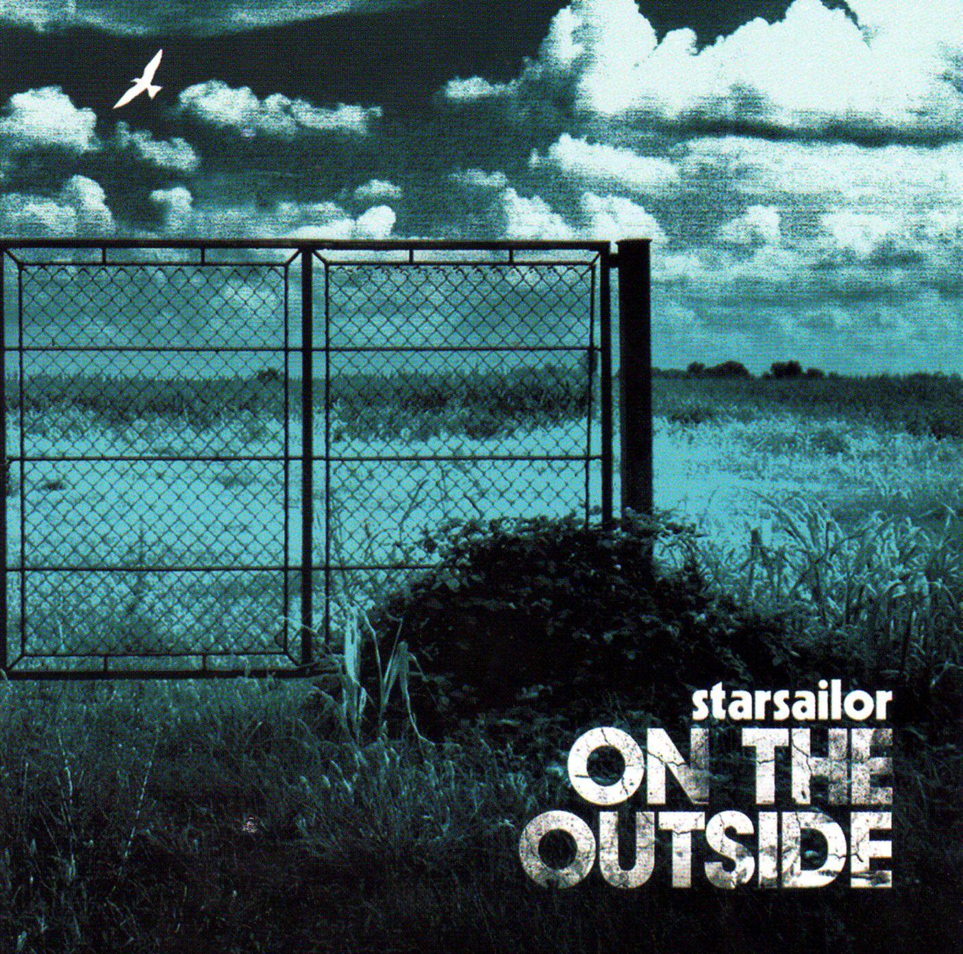 Starsailor - On The Outside album cover