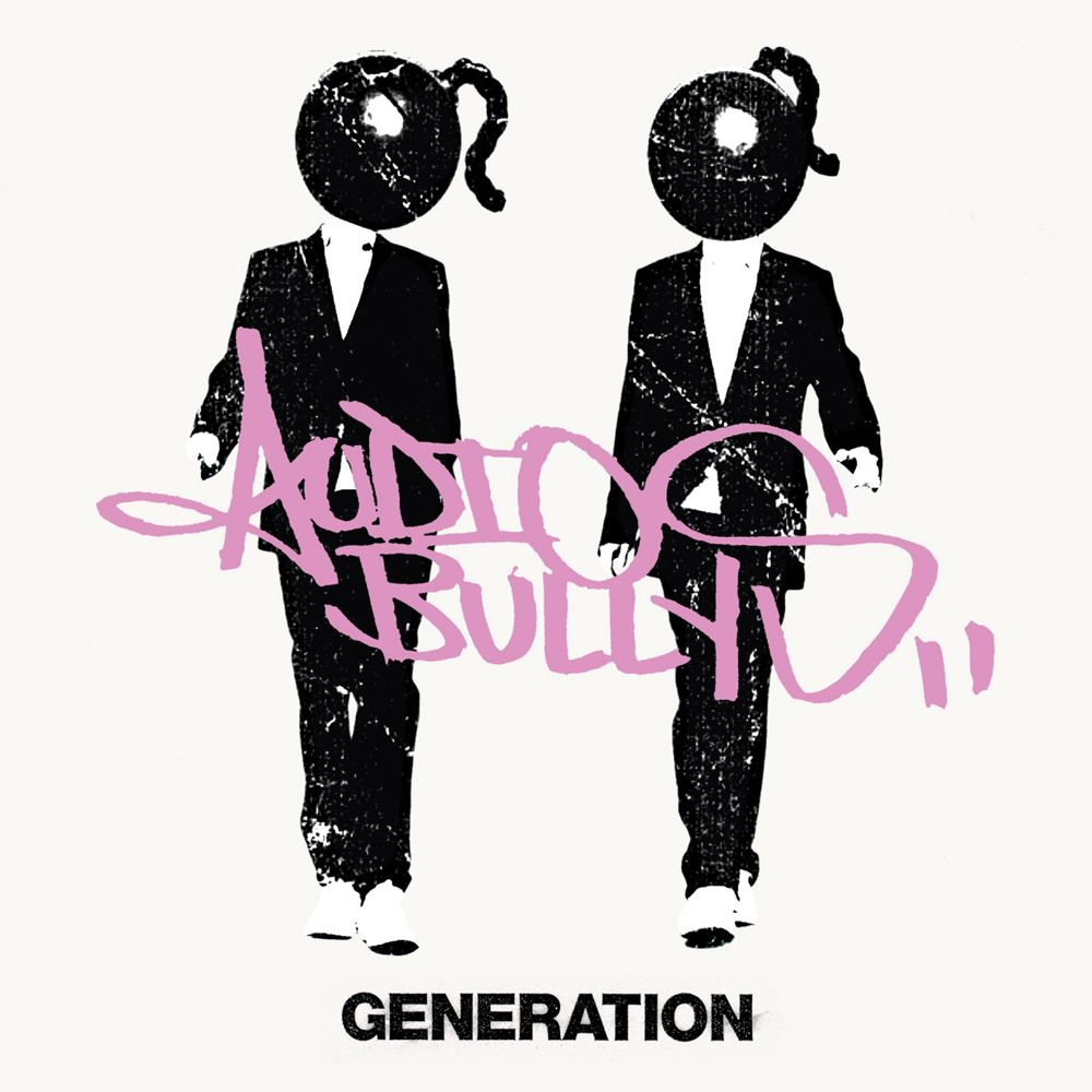 Audio Bully's - Generation album cover
