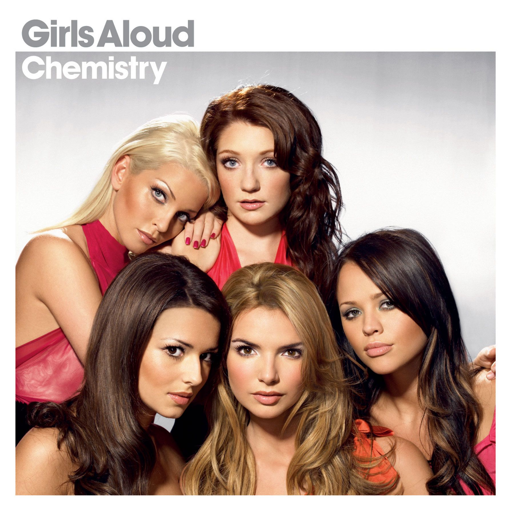 Girls Aloud - Chemistry album cover