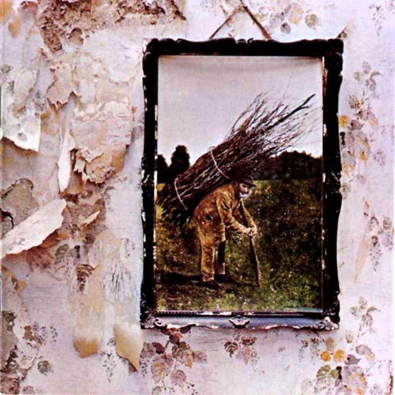 Led Zeppelin - Four Symbols album cover