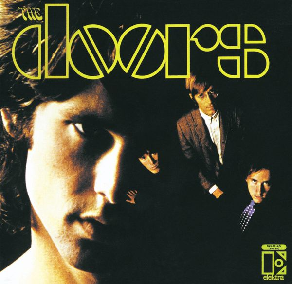 The Doors - The Doors album cover