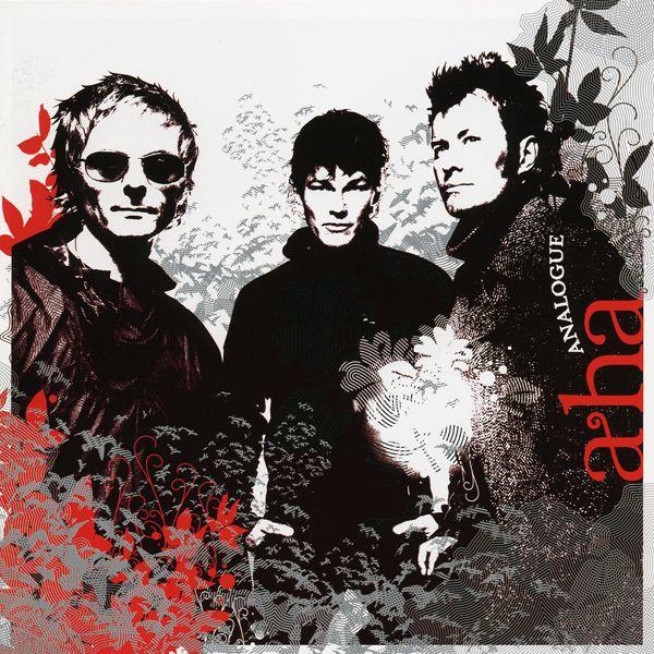 A-Ha - Analogue album cover