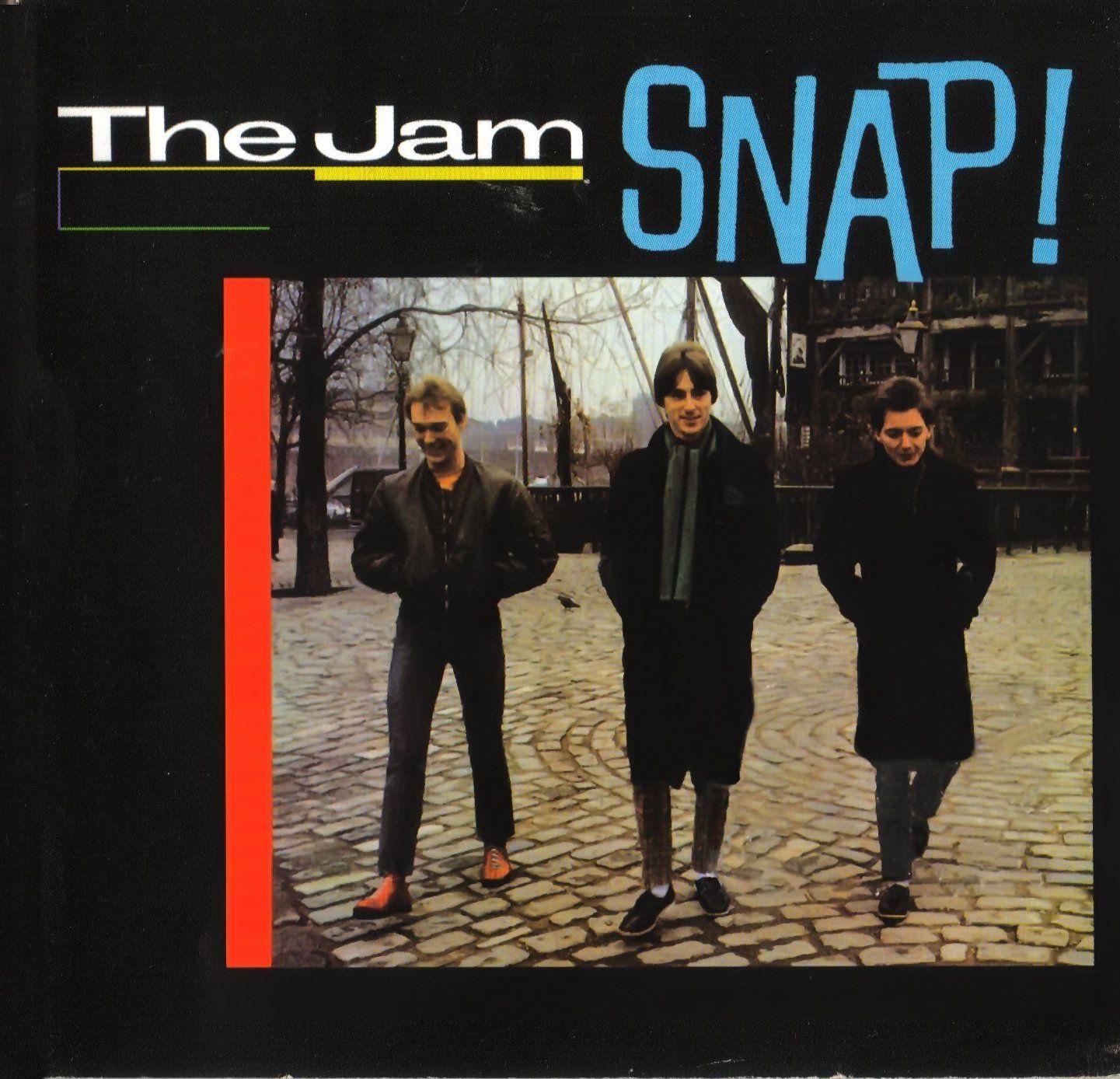 Jam - Snap album cover