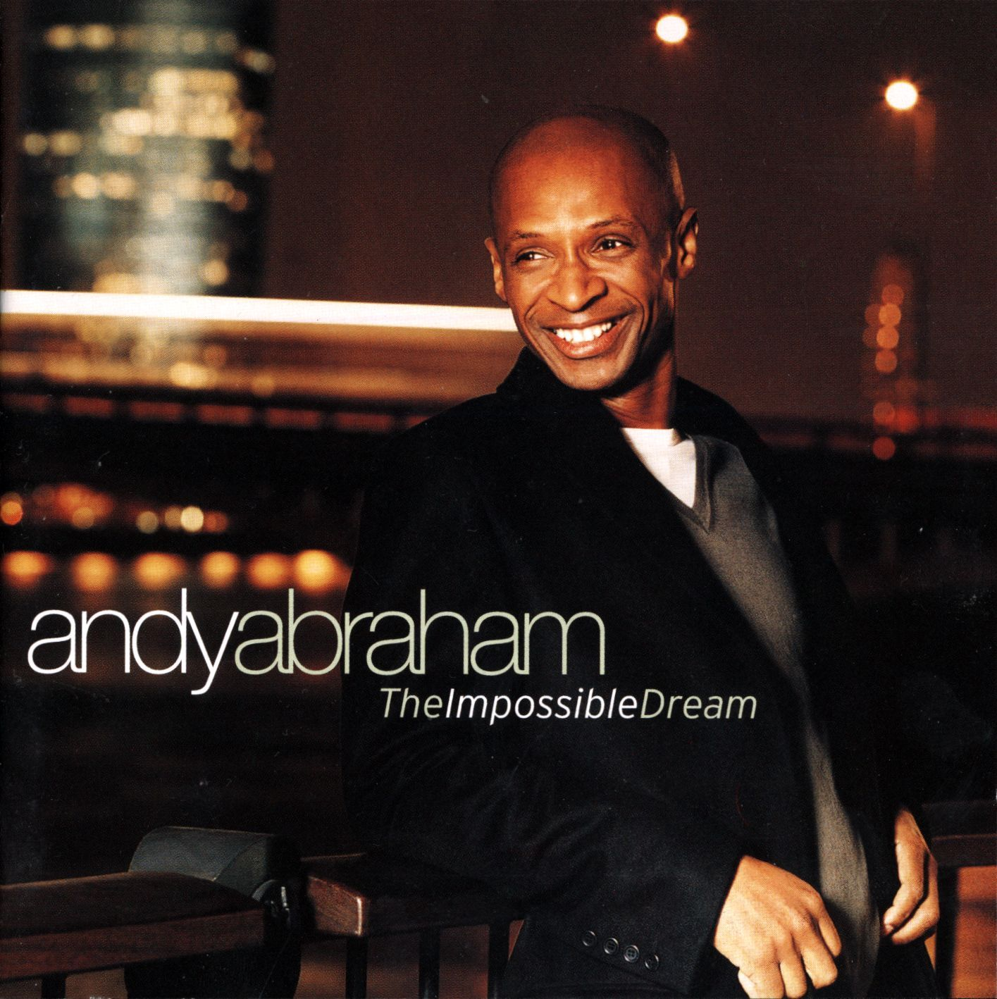Andy Abraham - The Impossible Dream album cover