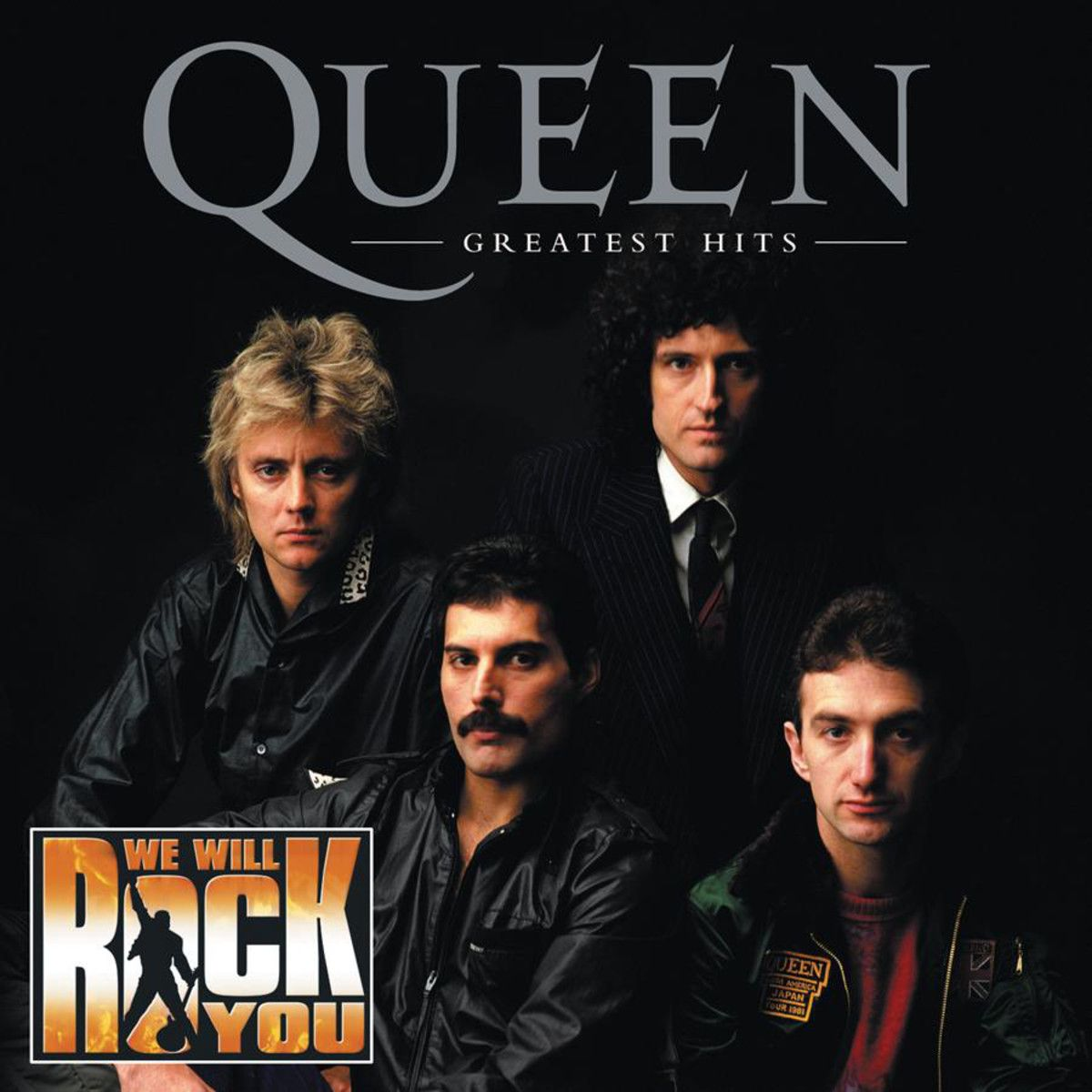 Queen - Greatest Hits album cover