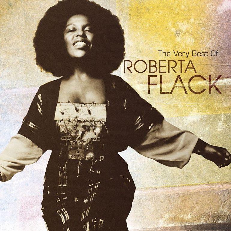 Roberta Flack - The Very Best Of Roberta Flack album cover
