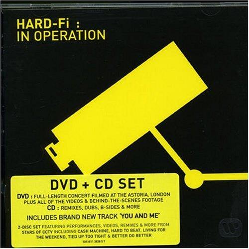 Hard-fi - In Operation album cover