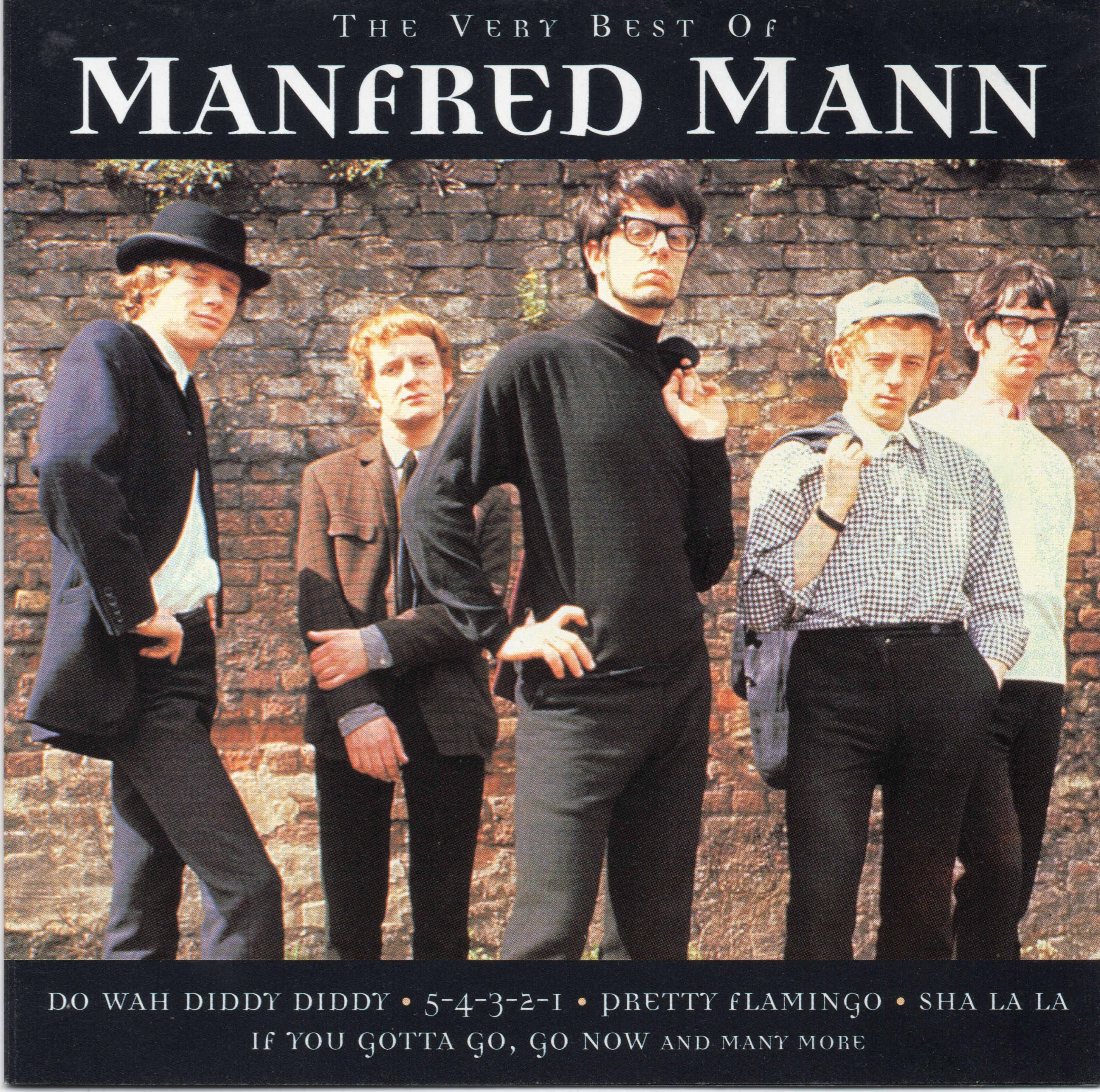 World Of Mann - The Very Best Of by Manfred Mann - Music