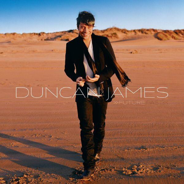 Duncan James - Future Past album cover