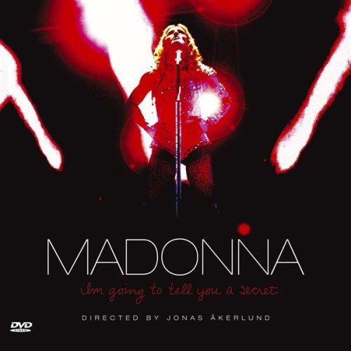 Madonna - I'm Going To Tell You A Secret album cover