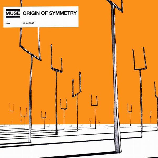 Muse - Origin Of Symmetry album cover
