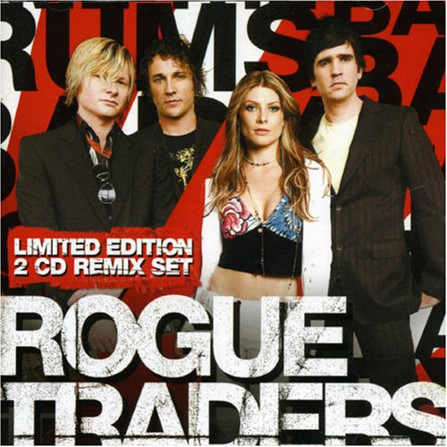 Rogue Traders - Here Come The Drums album cover