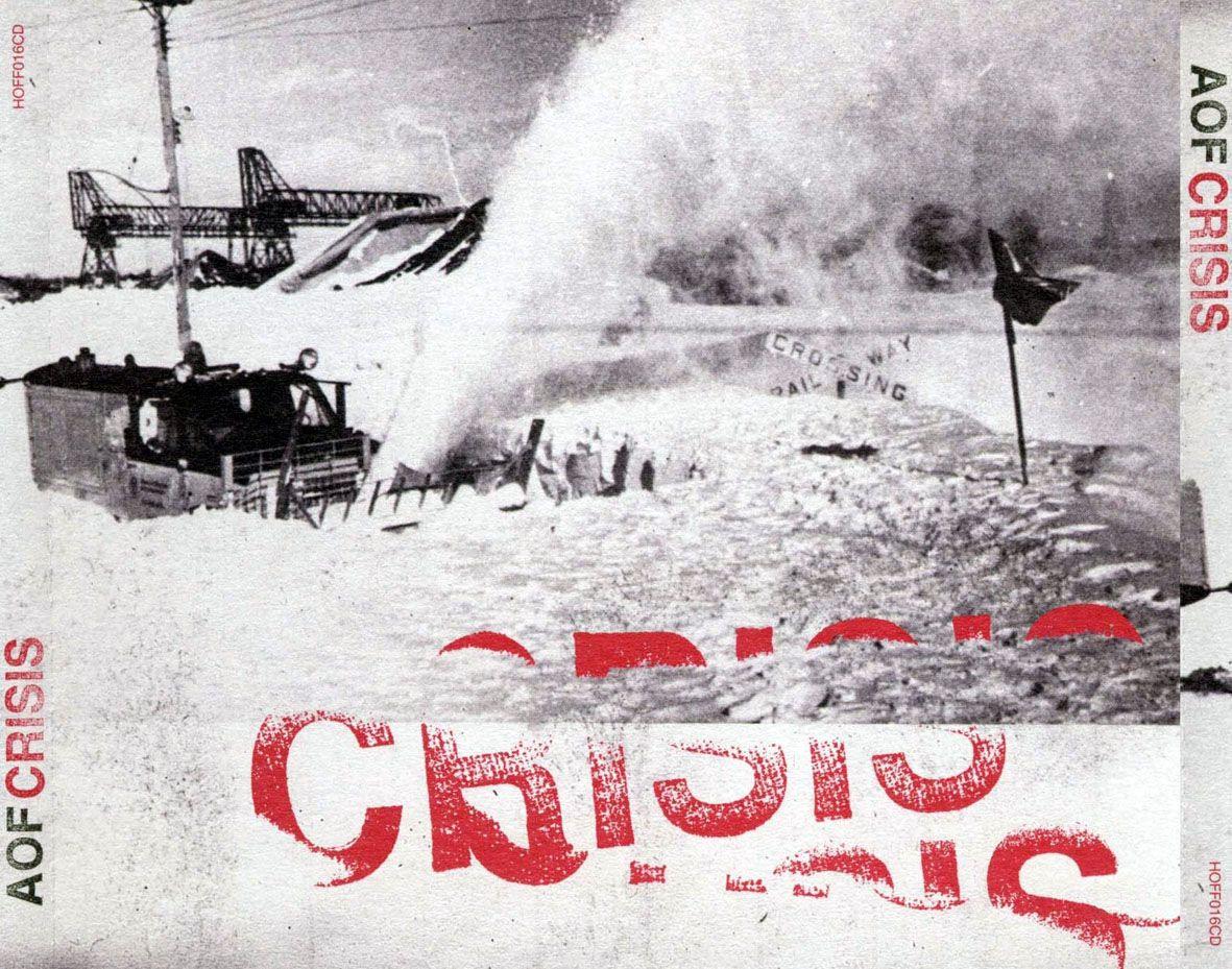 Alexisonfire - Crisis album cover