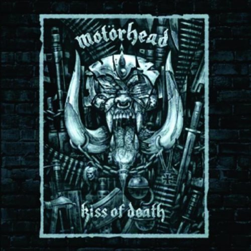 Motörhead - Kiss Of Death album cover