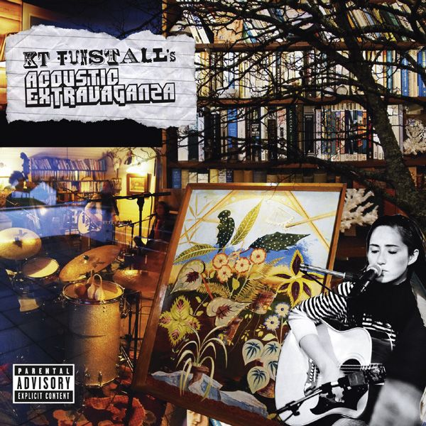 KT Tunstall - Acoustic Extravaganza album cover