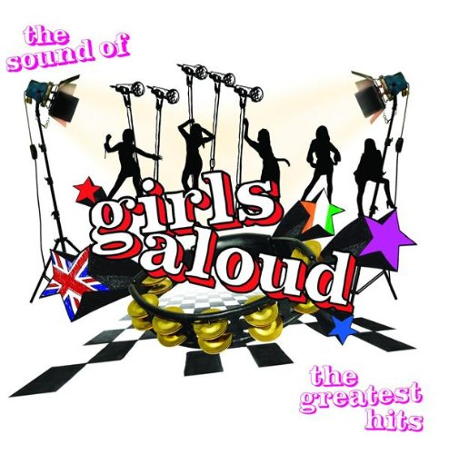 Girls Aloud - The Sound Of - The Greatest Hits album cover