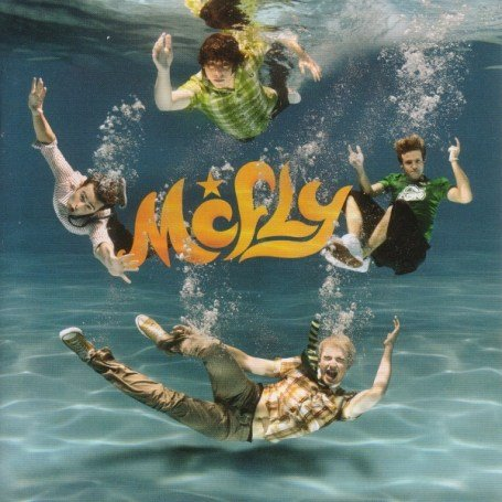 McFly - Motion In The Ocean album cover