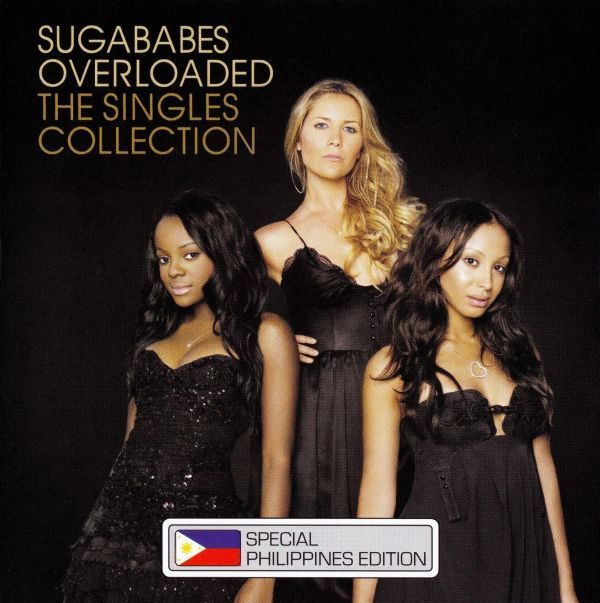 Sugababes - Overloaded - The Singles Collection album cover