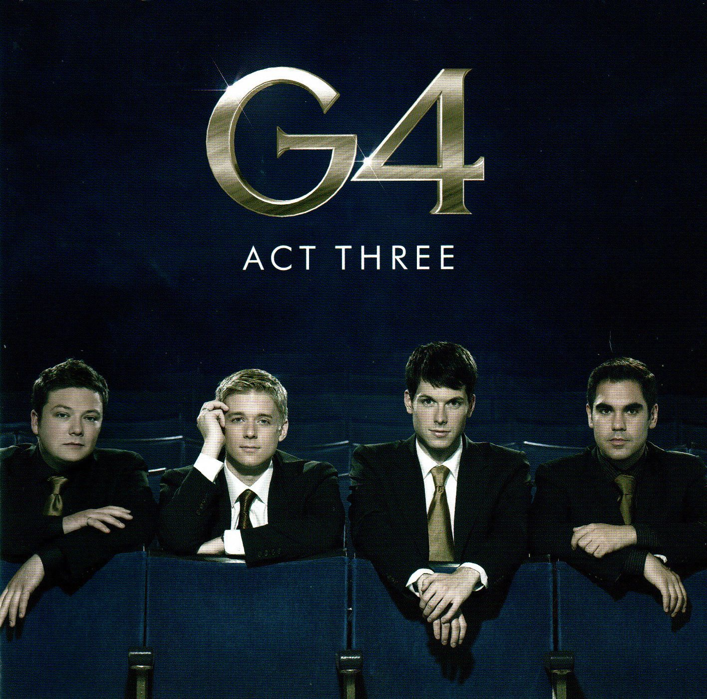 G4 - Act Three album cover