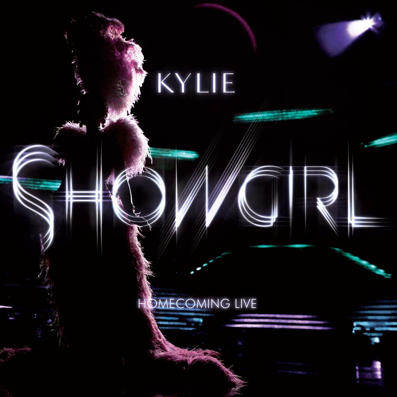 Kylie Minogue - Showgirl - Homecoming Live album cover