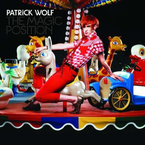 Patrick Wolf - The Magic Position album cover