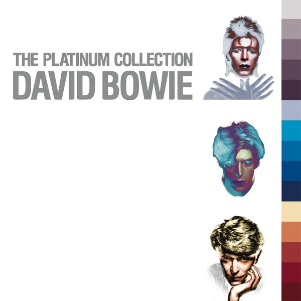 David Bowie - The Best Of David Bowie 1980 / 1987 album cover