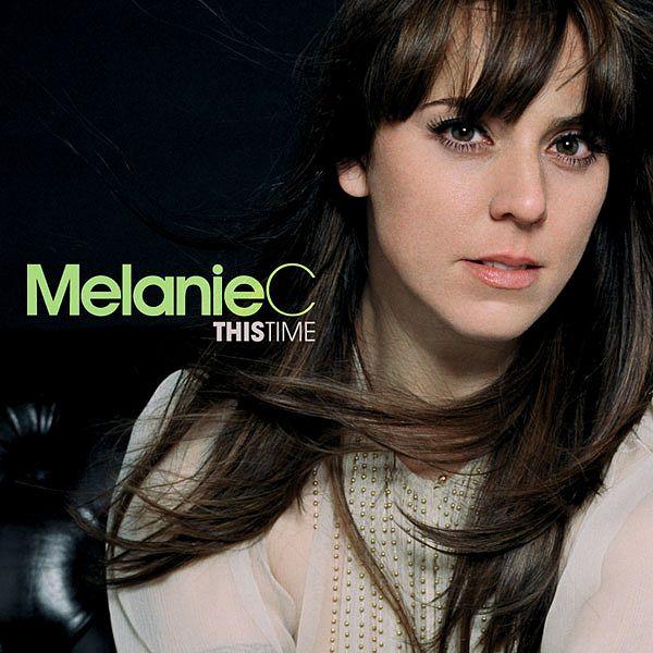 Melanie C - This Time album cover