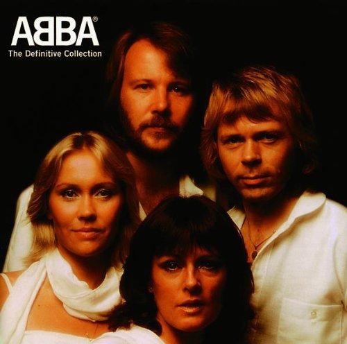 ABBA - The Definitive Collection album cover
