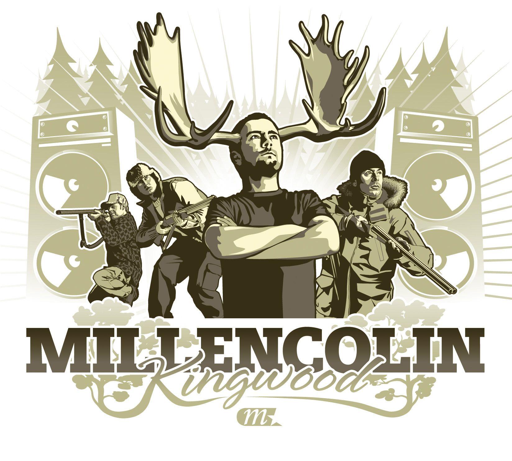 Millencolin - Kingwood album cover