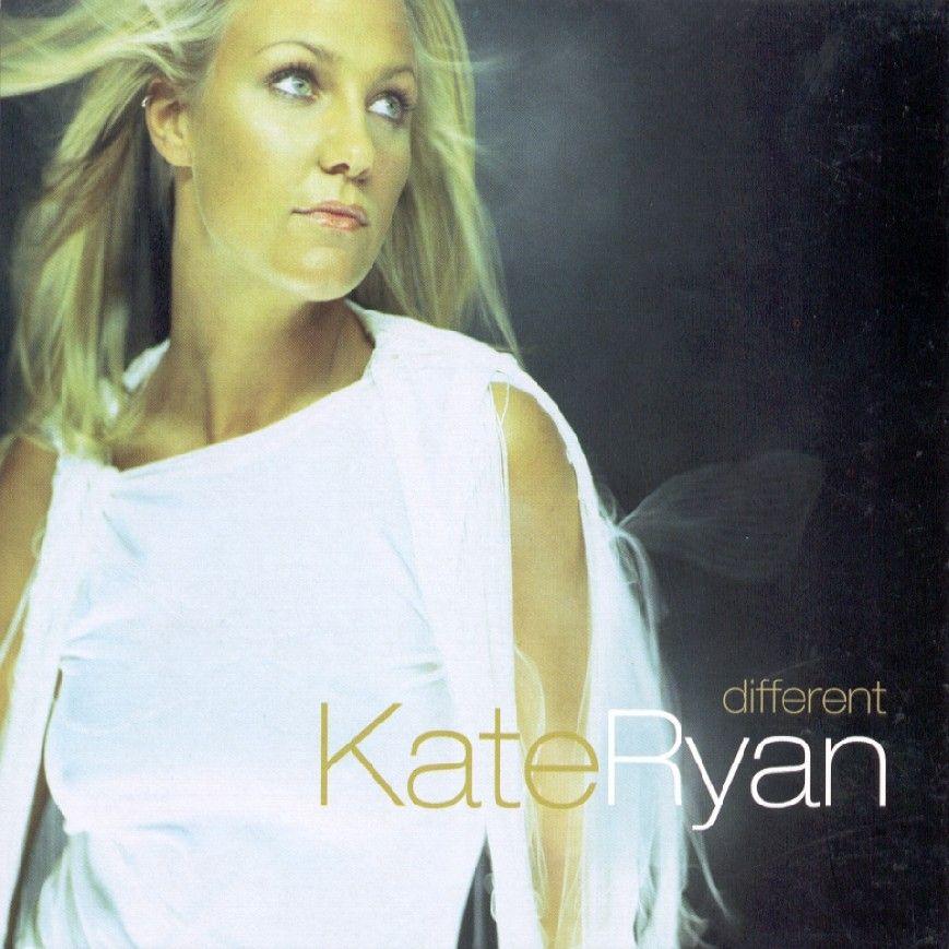 Kate Ryan - Different album cover