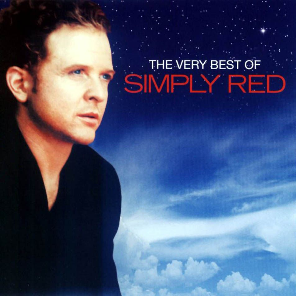 Simply Red - The Very Best Of Simply Red album cover