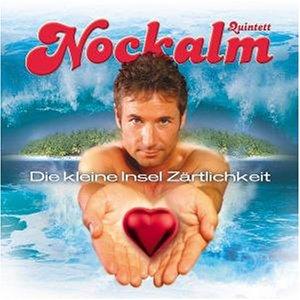Nockalm Quintett - Die Kleine Insel Zärtlichkeit album cover