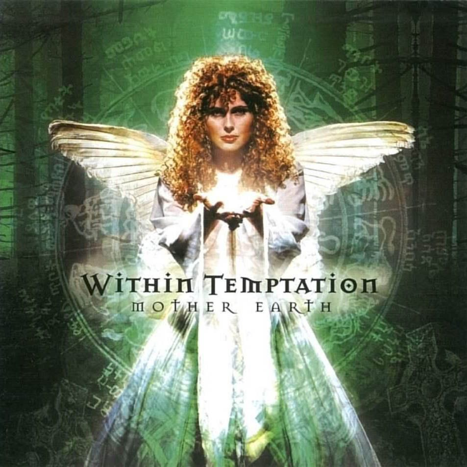 Within Temptation - Mother Earth album cover