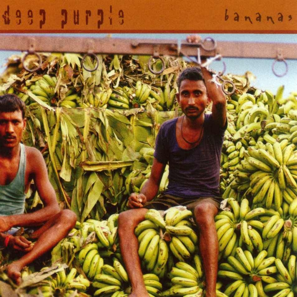 Deep Purple - Bananas album cover