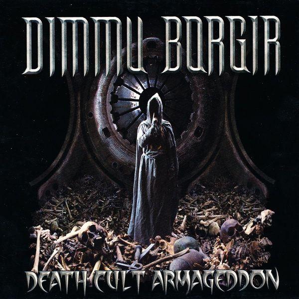 Dimmu Borgir - Death Cult Armageddon album cover